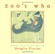 Cover art for ZOO'S WHO