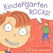 Cover art for KINDERGARTEN ROCKS!