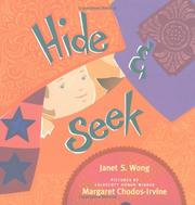 HIDE & SEEK by Janet S. Wong