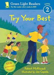 TRY YOUR BEST by Robert McKissack