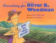 Book Cover for SEARCHING FOR OLIVER K. WOODMAN