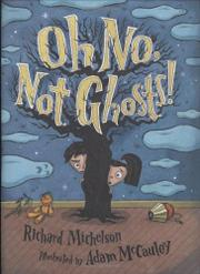 Book Cover for OH NO, NOT GHOSTS!