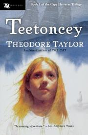 TEETONCEY by Theodore Taylor