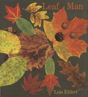 Cover art for LEAF MAN