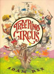 Book Cover for TREE-RING CIRCUS
