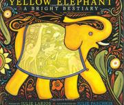 Book Cover for YELLOW ELEPHANT