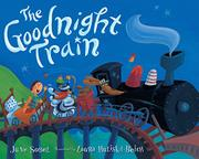 Cover art for THE GOODNIGHT TRAIN