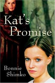 KAT'S PROMISE by Bonnie Shimko