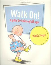 WALK ON! by Marla  Frazee