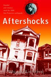 Cover art for AFTERSHOCKS