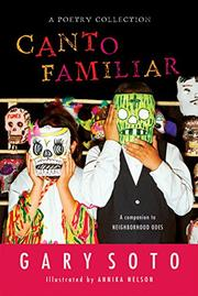 CANTO FAMILIAR by Gary Soto