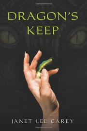 Cover art for DRAGON'S KEEP
