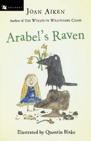 ARABEL'S RAVEN by Quentin Blake