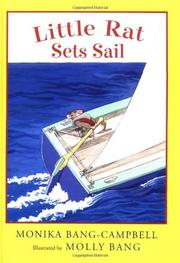 Cover art for LITTLE RAT SETS SAIL
