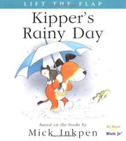 Cover art for KIPPER'S RAINY DAY