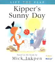 Book Cover for KIPPER'S SUNNY DAY
