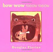 Cover art for BOW WOW MEOW MEOW