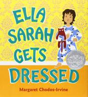 Book Cover for ELLA SARAH GETS DRESSED