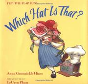 WHICH HAT IS THAT? by Anna Grossnickle Hines