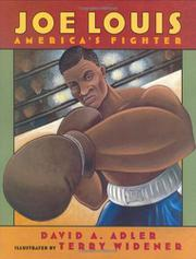 JOE LOUIS by David A. Adler
