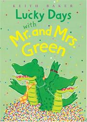 Book Cover for LUCKY DAYS WITH MR. AND MRS. GREEN