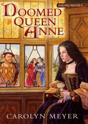 Cover art for DOOMED QUEEN ANNE