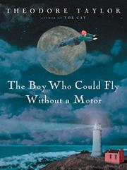 Cover art for THE BOY WHO COULD FLY WITHOUT A MOTOR