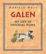 GALEN by Marissa Moss
