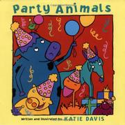 Cover art for PARTY ANIMALS