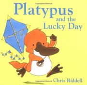 Cover art for PLATYPUS AND THE LUCKY DAY