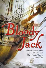 Book Cover for BLOODY JACK