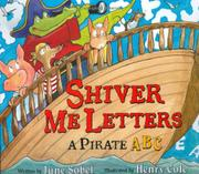 Cover art for SHIVER ME LETTERS