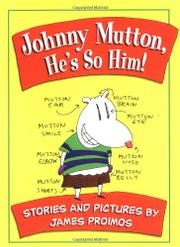Book Cover for JOHNNY MUTTON, HE'S SO HIM!