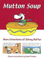 Book Cover for MUTTON SOUP