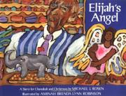 ELIJAH'S ANGEL by Michael J. Rosen