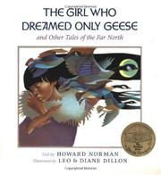 Cover art for THE GIRL WHO DREAMED ONLY GEESE