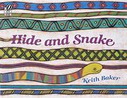 Cover art for HIDE AND SNAKE