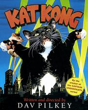 Book Cover for KAT KONG