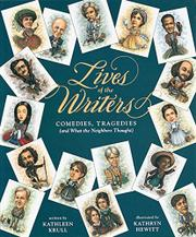 Cover art for LIVES OF THE WRITERS