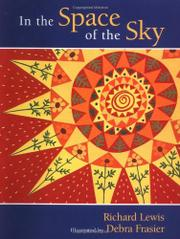 Cover art for IN THE SPACE OF THE SKY