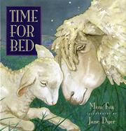 Book Cover for TIME FOR BED