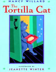 Cover art for THE TORTILLA CAT