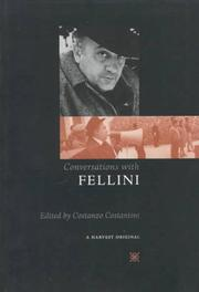 CONVERSATIONS WITH FELLINI by Constanzo Costantini