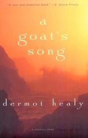 A GOAT'S SONG by Dermot Healy