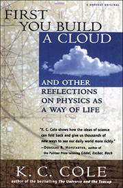 FIRST YOU BUILD A CLOUD by K.C. Cole