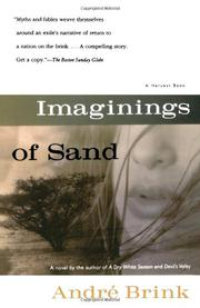 IMAGININGS OF SAND by Andr' Brink