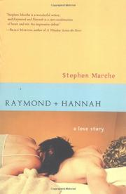Cover art for RAYMOND AND HANNAH