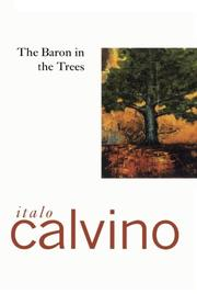 THE BARON IN THE TREES by Italo Calvino