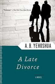 A LATE DIVORCE by A. B. Yehoshua