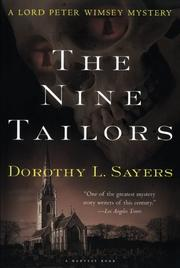 Book Cover for THE NINE TAILORS